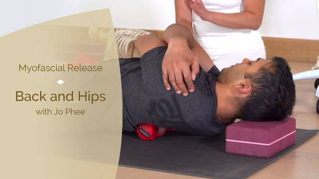 thumbnail image for Myofascial Release: Back and Hips