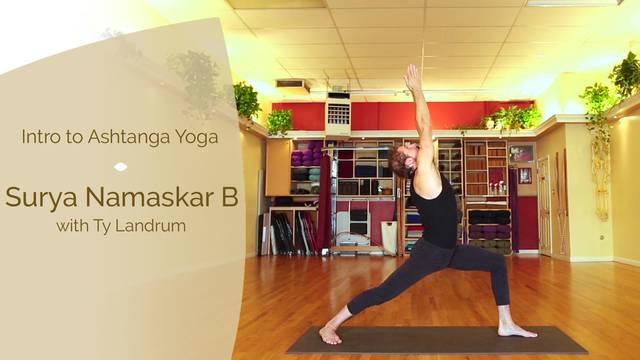 thumbnail image for Surya Namaskar B