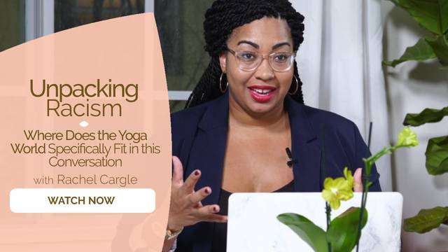 thumbnail image for Where Does the Yoga World Specifically Fit in this Conversation