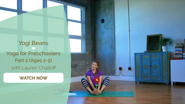 thumbnail image for Yoga for Preschoolers Part 2