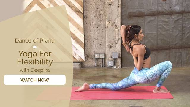 thumbnail image for Day 10 Yin: Yoga for Flexibility with Deepika Mehta
