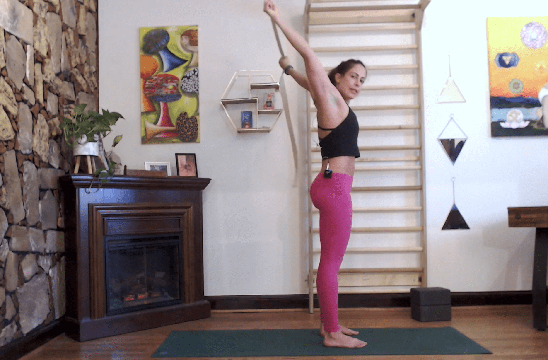 thumbnail image for Mobility Yoga Flow - Shoulders