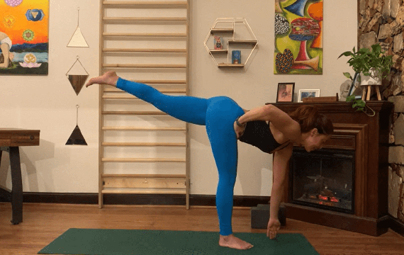 thumbnail image for Mobility Yoga Flow - Hips
