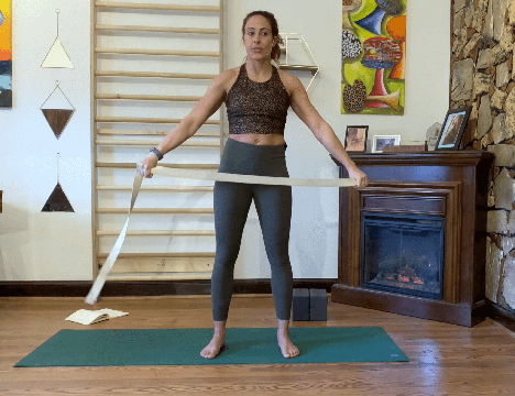 thumbnail image for Mobility Yoga Flow - Shoulders 2