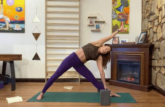 thumbnail image for Mobility Yoga Flow - Full Body Integration