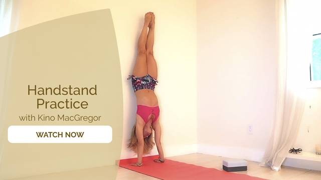 thumbnail image for Handstand Practice