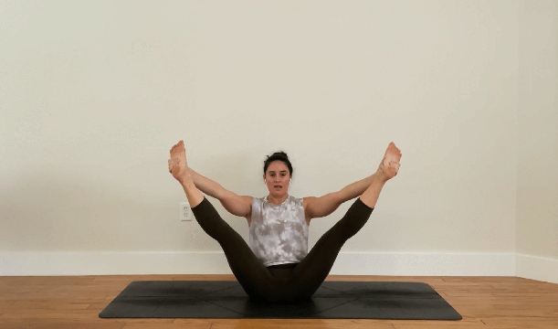 thumbnail image for Upavistha Konasana and Inner Thigh Stretching