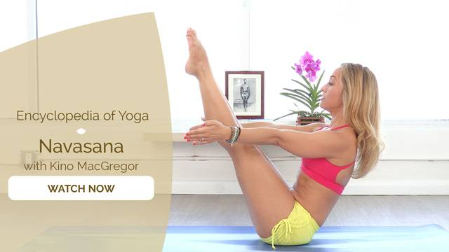 thumbnail image for Navasana - Boat Pose