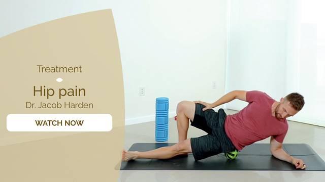 thumbnail image for Treatment: Hip Pain