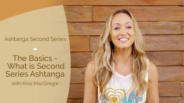 thumbnail image for The Basics — What is Second Series Ashtanga Yoga?