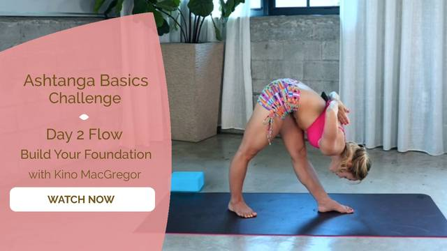 thumbnail image for Day 2 Flow - Build Your Foundation