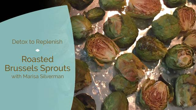 thumbnail image for Roasted Brussels Sprouts