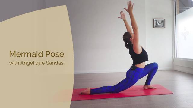 thumbnail image for Day 5 – Back with Angelique Sandas: Mermaid Pose