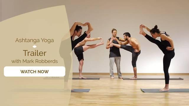 thumbnail image for Ashtanga Yoga With Mark Robberds Trailer