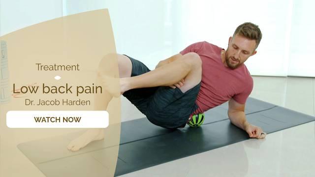 thumbnail image for Treatment: Low back Pain