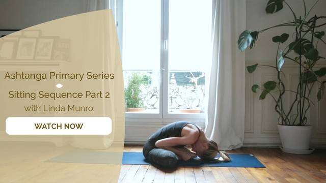 thumbnail image for Ashtanga Primary Series - Sitting Sequence - Part 2