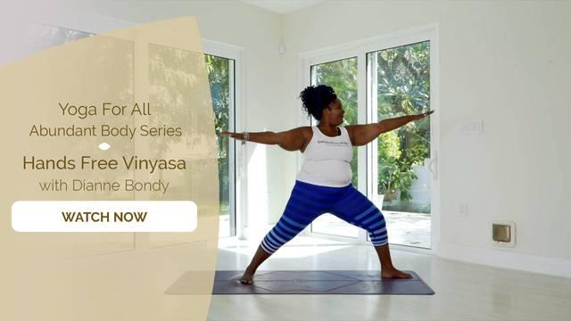thumbnail image for Hands Free Vinyasa