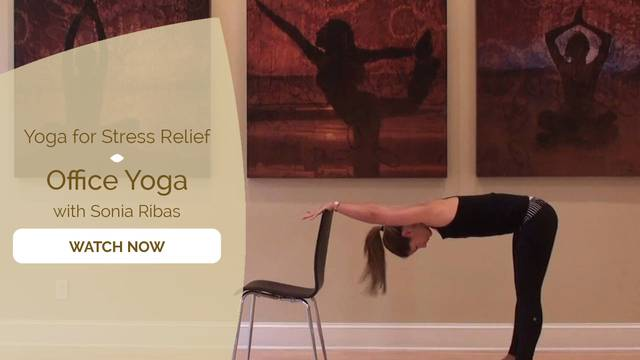 thumbnail image for Office Yoga. Clear your mind and body in 10 minutes