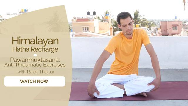 thumbnail image for Pawanmuktasana: Anti-Rheumatic Exercises