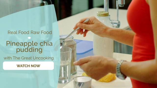 thumbnail image for Pineapple Chia Pudding