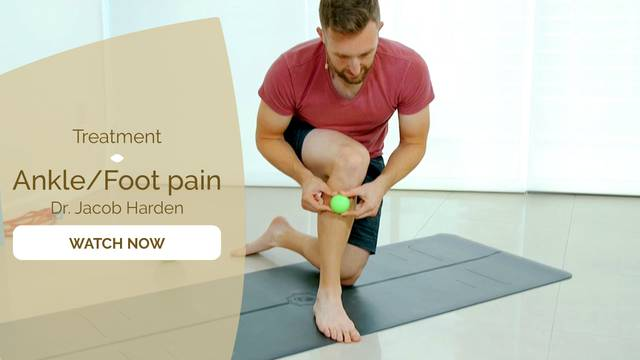 thumbnail image for Treatment: Ankle/foot Pain