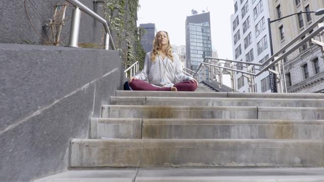 thumbnail image for Urban Meditation: The Body with Kino