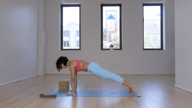 thumbnail image for Roots Love Yoga: Roots Love Warm Up with Marie Belle