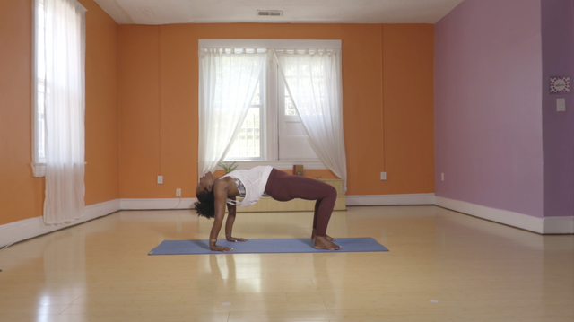 thumbnail image for Yoga for Body and Soul: Inner Power and Strength with Faith