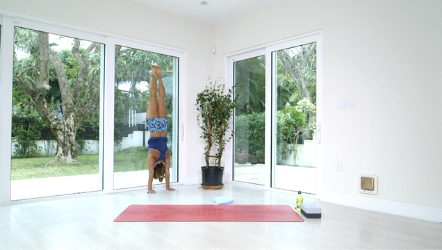 thumbnail image for Handstand Drills