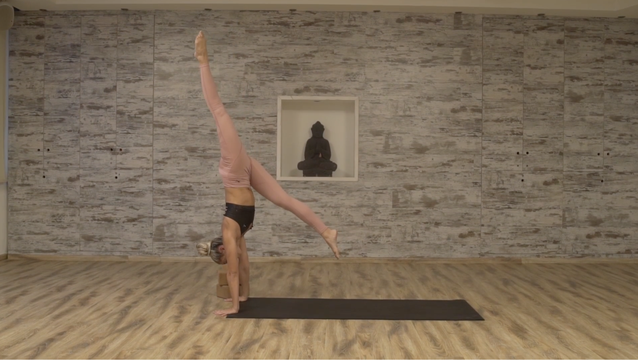thumbnail image for Handstand Lovers for Intermediate Students