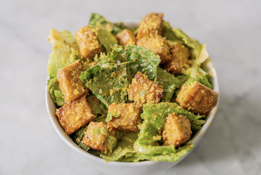 thumbnail image for Vegan Caesar Salad