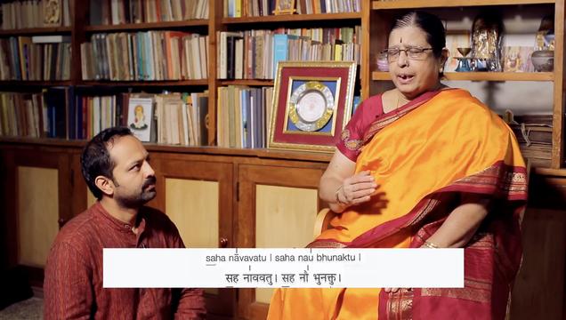 thumbnail image for 'Om Saha Navavatu' Call and Response