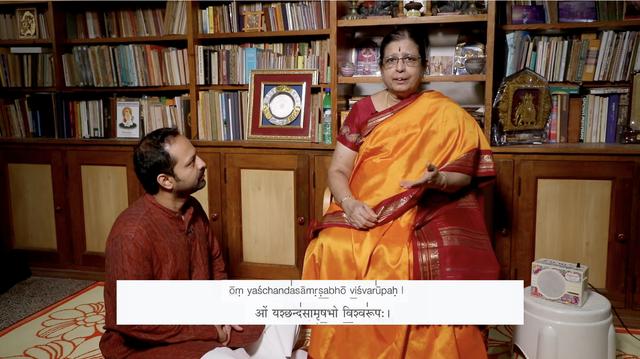 thumbnail image for 'Om Yaschandasamrsabho' Call and Response
