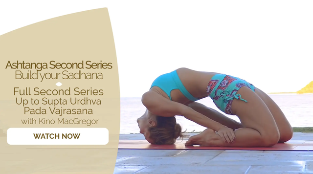 thumbnail image for Full Second Series (Up to Supta Urdhva Pada Vajrasana)
