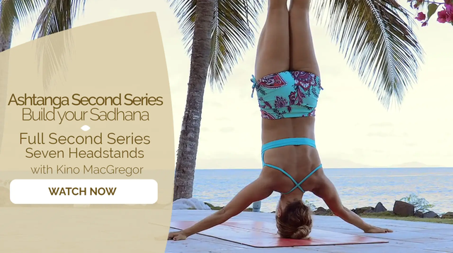 thumbnail image for Full Second Series + 7 Headstands