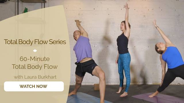 thumbnail image for 60 Minute Total Body Flow