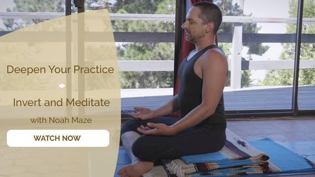 thumbnail image for Invert & Meditate
