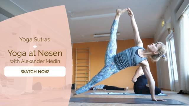 thumbnail image for Yoga at Nøsen
