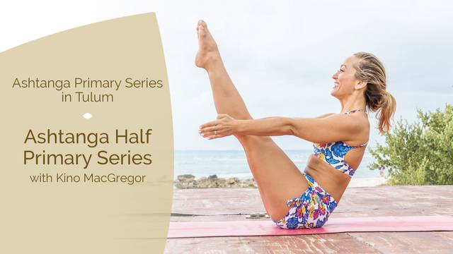 thumbnail image for Ashtanga Half Primary Series