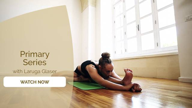 thumbnail image for Ashtanga full primary series with Laruga