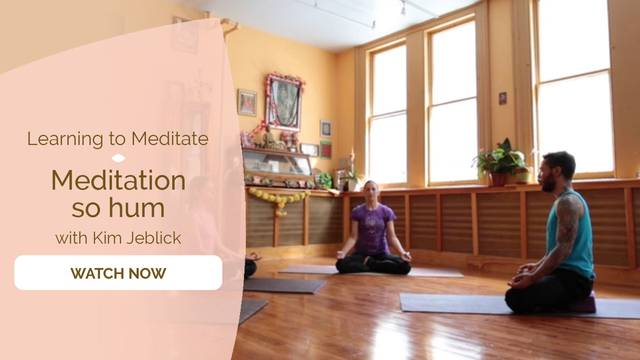 thumbnail image for Meditation So Hum