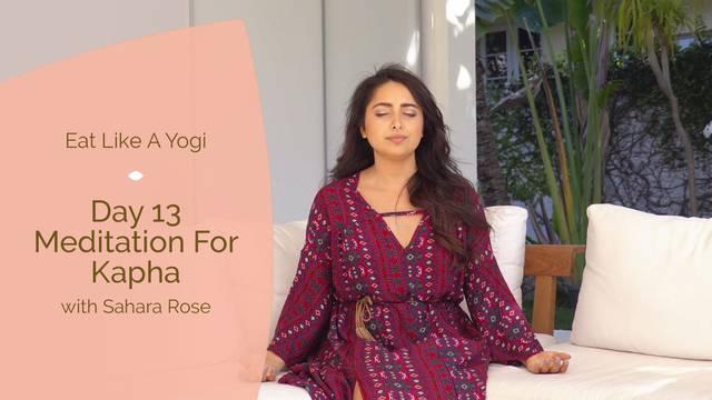 thumbnail image for Meditation for Kapha