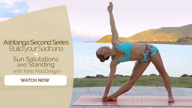 thumbnail image for Sun Salutations and Standing