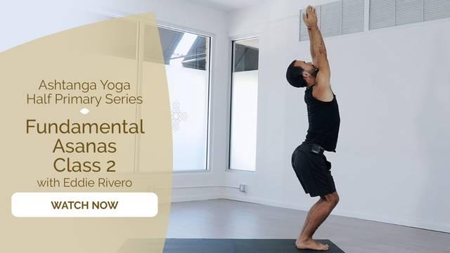 thumbnail image for Ashtanga Yoga Fundamental Asanas
