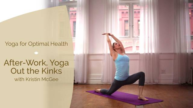 thumbnail image for After-Work, Yoga Out the Kinks