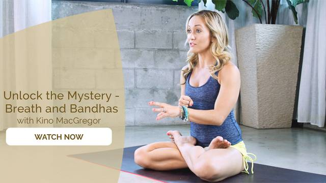 thumbnail image for Day 4 - Ashtanga Primary Series Episode 4 – Breath and Bandhas