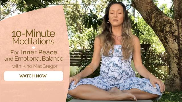 thumbnail image for For Inner Peace and Emotional Balance