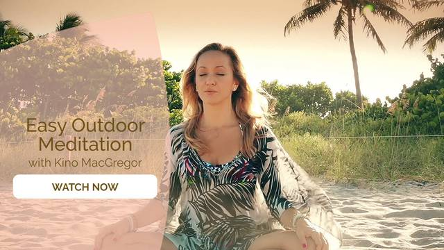 thumbnail image for Easy Outdoor Meditation