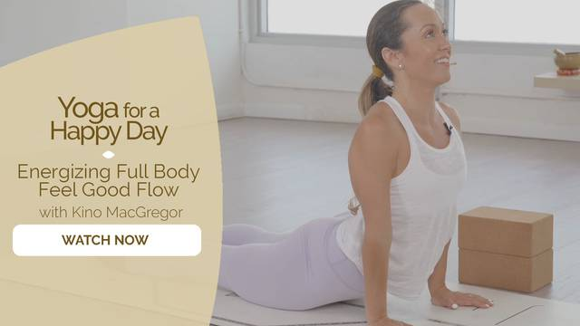thumbnail image for Energizing Full Body Feel Good Flow