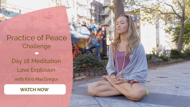 thumbnail image for Day 18 Meditation: Love Explosion